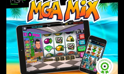 MGA Games Sets Dance Floor Alight with MGA Mix