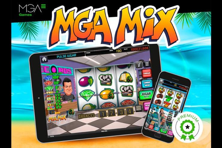 MGA Games Sets Dance Floor Alight with MGA Mix