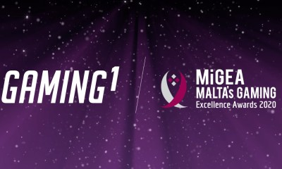 GAMING1 scoops four wins at Malta iGaming Excellence Awards