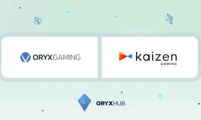 ORYX Gaming signs multi-jurisdictional distribution deal with Kaizen Gaming