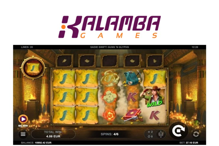 Kalamba Games unveils result of industry-first streamer collaboration Sadie Swift: Guns 'n Glyphs