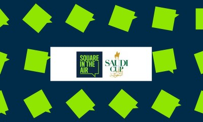 Square in the Air hired by Jockey Club of Saudi Arabia to promote world's most valuable horserace