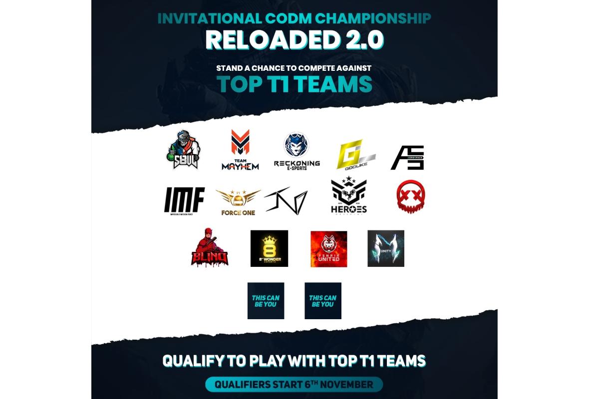 Indian Gaming League (IGL), mengumumkan IGL Invitational Championship Reloaded 2.0, Turnamen Multiplayer Seluler Call of Duty