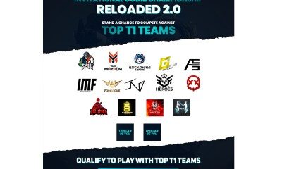 Indian Gaming League (IGL), announces the IGL Invitational Championship Reloaded 2.0, a Call of Duty Mobile Multiplayer Tournament