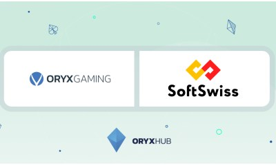 ORYX Gaming and SoftSwiss agree content deal