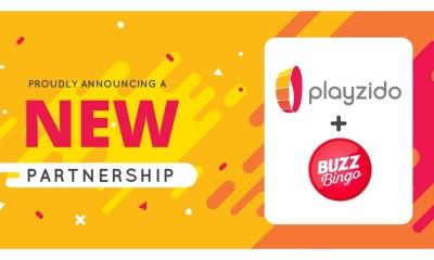 Playzido Partners with Buzz Bingo