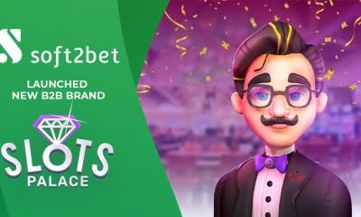 Soft2bet launches B2B brand SlotsPalace