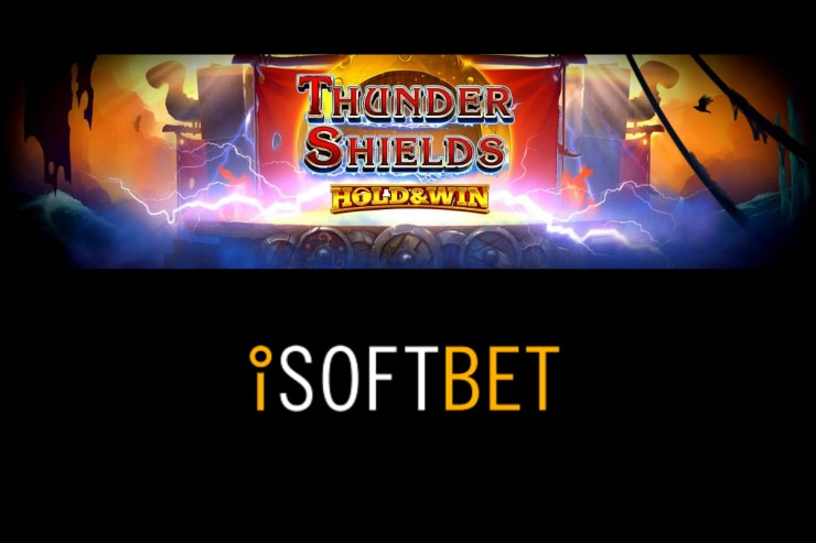 iSoftBet launches epic Viking slot adventure Thunder Shields