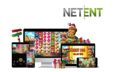 NetEnt gives festive twist to a fan-favourite with Aloha! Christmas™