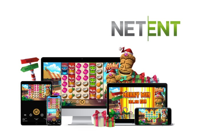 NetEnt gives festive twist to a fan-favourite with Aloha! Christmas™