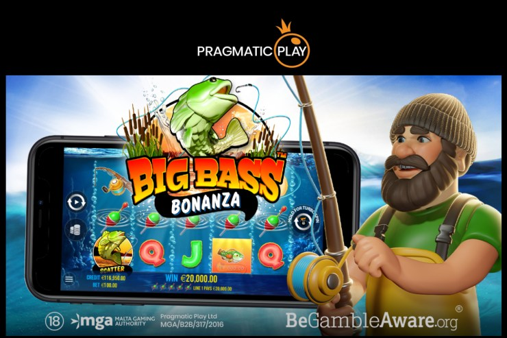 Pragmatic Play Turns Fishing to Spins in Big Bass Bonanza