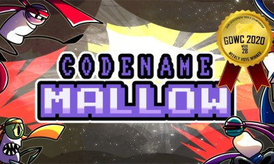Codename Mallow Wins GDWC Battle Games Weekly Vote!