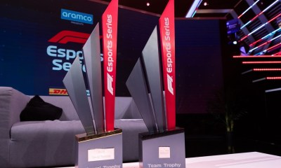 Jarno Opmeer and Red Bull crowned world champions of F1 Esports Series presented by Aramco