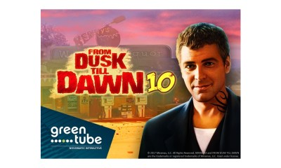 GREENTUBE'S LATEST SLOT RELEASE - Blockbuster slot action in From Dusk Till Dawn™ 10
