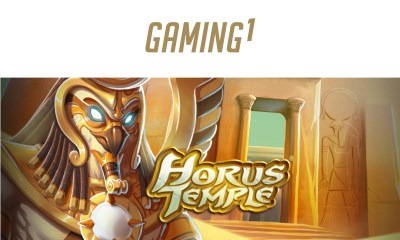 GAMING1 unearths forgotten legends with Horus Temple