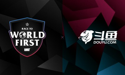 DouYu & Complexity-Limit Partner for Race to World First