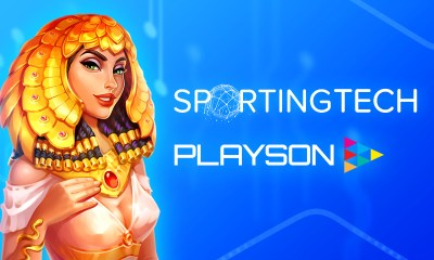 Playson enlarges European footprint with Sportingtech