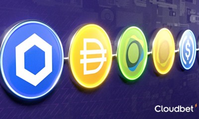 Cloudbet Adds LINK, DAI, PAX to Cap Off Record Year for Coin Launches