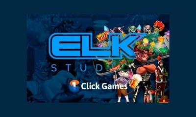 1Click Games adds ELK Studios games to White Label Casino Platform