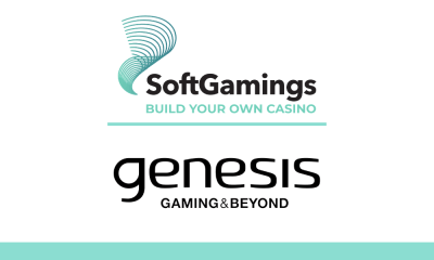 Genesis Gaming Enters into Partnership with SoftGamings