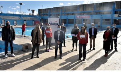 MALTCO LOTTERIES PRESENTS FINANCIAL SUPPORT TO SPORTMALTA AWARDS WINNERS FOR THE 8TH CONSECUTIVE YEAR