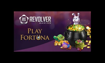 Revolver Gaming titles to go live with Play Fortuna