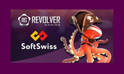 SoftSwiss Integrates Revolver Gaming Slots