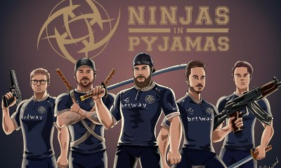 Ninjas in Pyjamas Announces Rebranding