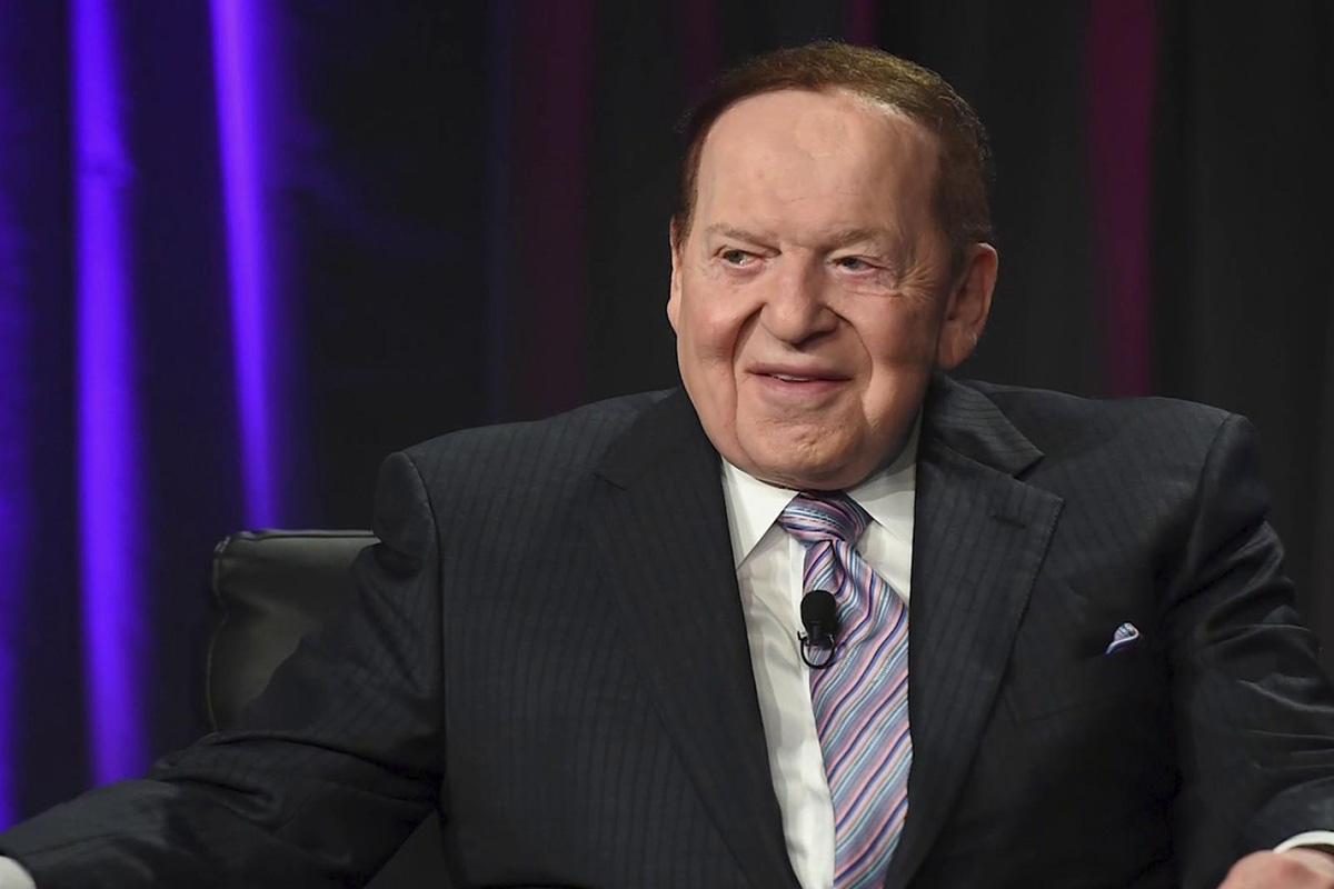 Sands China Membayar Hormat Setelah Meninggalnya Pendiri, Ketua, dan CEO Sheldon Adelson
