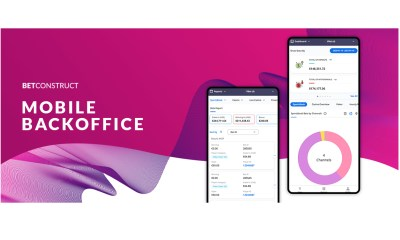 BetConstruct Optimises Back Office for Mobile Use