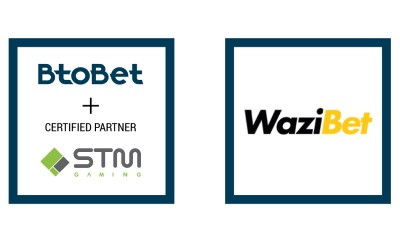 BtoBet and STM Gaming Sign Agreement with Wazibet
