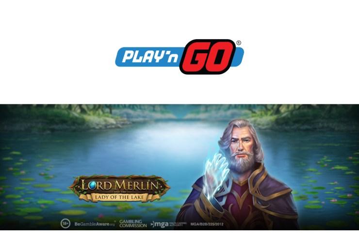 Play'n GO Menyulap Pemenang Lain dengan Sekuel Rise of Merlin!