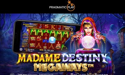 Pragmatic Play Set for a Mystical Adventure in Madame Destiny Megaways™