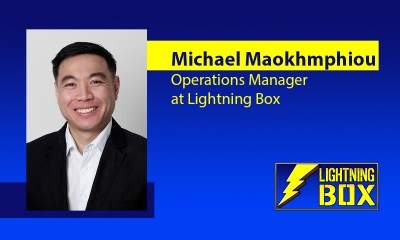 Q&A with Michael Maokhmphiou, Operations Manager at Lightning Box