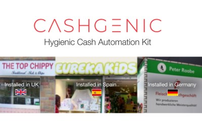 Revolutionising cash payments with CashGenic