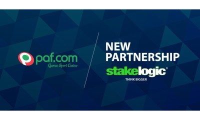 Stakelogic enters breakthrough partnership with PAF