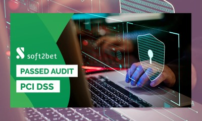 Soft2Bet nets PCI DSS data accreditation