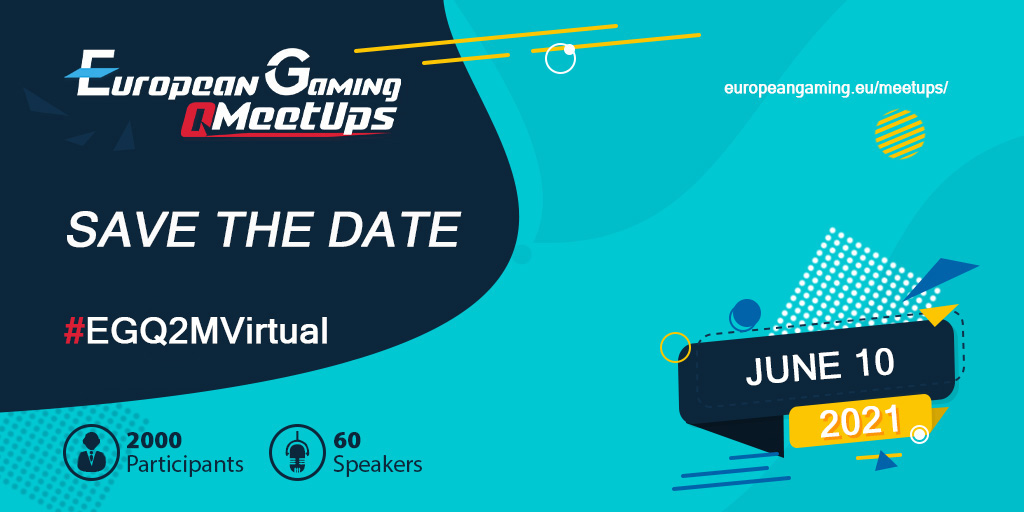 European Gaming Q1 Meetup records tremendous success, announcing Q2 Meetup date and the launch of the European Gaming Mini Meetups