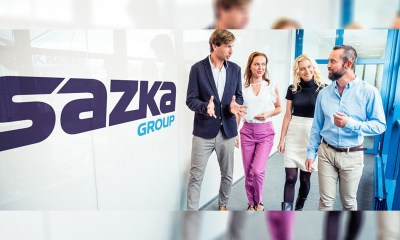 Sazka Appoints Charles Garland to Advise on UK Lottery Bid