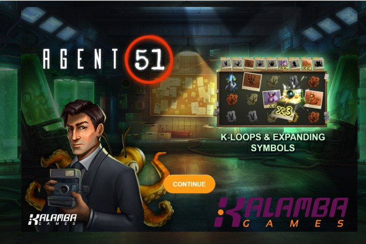 Kalamba Games watches the skies with Agent 51