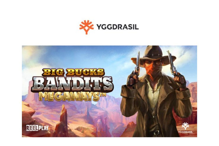 Yggdrasil and ReelPlay challenge players to a duel in Big Bucks Bandits Megaways ™