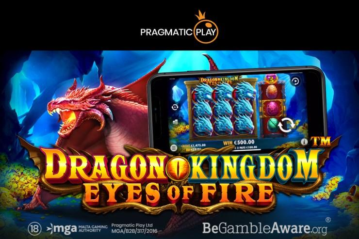 Permainan Pragmatis Membawa Panas di Kerajaan Naga - Mata Api