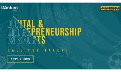 From athletes to digital entrepreneurs: SKS365 and LVenture Group launch 'Digital & Entrepreneurship in Sports'