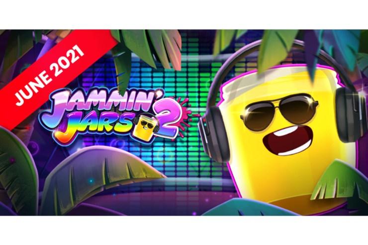 Push Gaming mengumumkan peluncuran musim panas untuk Jammin' Jars 2