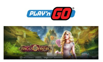 Play'n GO Explore New Stories with The Faces of Freya