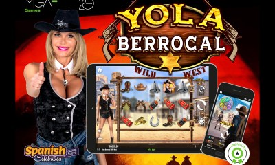 Yola Berrocal Wild West, the latest in the MGA Games casino slot game series, is now available for the international market