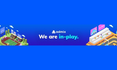 ADMIX RAISES $25M SERIES B TO MONETIZE THE METAVERSE WITH IN-PLAY