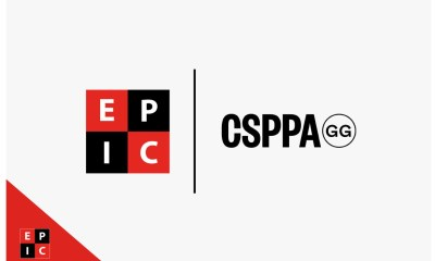 EPIC announce landmark partnership with CSPPA
