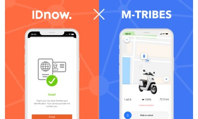 IDnow and M-TRIBES offer mobility solutions with AI-based digital identification