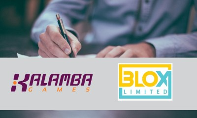 Kalamba Games marks Italy debut with BLOX deal